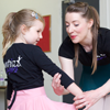 Mini Movers is a more structured, ballet based class for children - suitable for 4-5 year olds