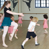 Ballet Dots classes by WhizzDance